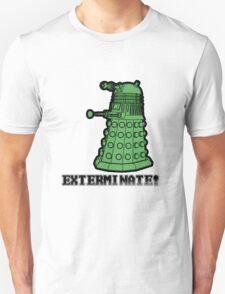 Dalek exterminate T-Shirt