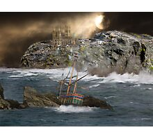 Cornish Wreckers Photographic Print