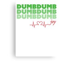 Red Velvet Joy Dumb Dumb Canvas Print