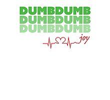 Red Velvet Joy Dumb Dumb Photographic Print