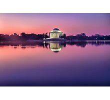Jefferson Monument 2 Photographic Print
