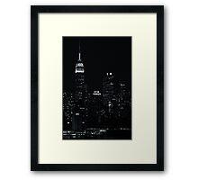 The New Yorker Hotel Framed Print