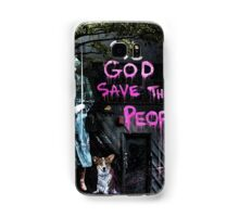 God Save The Queen Samsung Galaxy Case/Skin