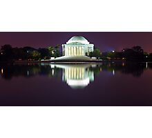 Jefferson Memorial 1 Photographic Print