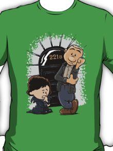 Calvlock and Hobbson (colour) T-Shirt