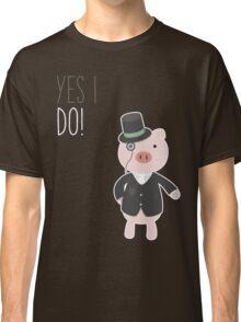 Yes I Do! - Groom Classic T-Shirt