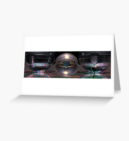 The Beauty Lies Within Greeting Card
