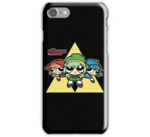 The Triforce Heroes iPhone Case/Skin