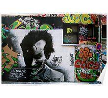 Paris Graffiti 2011 VI Poster