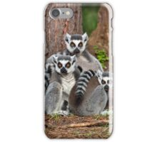 Family Portrait iPhone Case iPhone Case/Skin