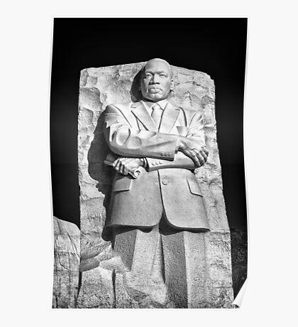 MLK Memorial Poster