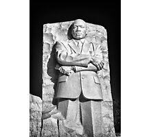 MLK Memorial Photographic Print
