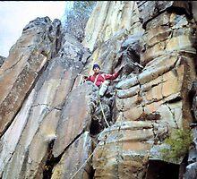 Rock Climbing by wa7ial