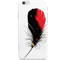 Colorful Feather - case  iPhone Case/Skin
