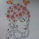 butterflys in my head by johanne1