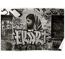 Paris Graffiti 2011 VIII Poster