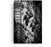 Ansonia Building Detail 3 Canvas Print