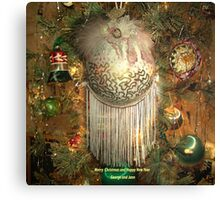 Have a Happy Holiday! Canvas Print