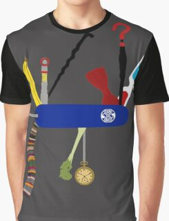 Swiss Doctor Knife Graphic T-Shirt