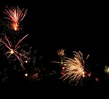 Fireworks by Gert Lavsen