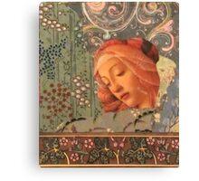 Queen of Heaven Canvas Print