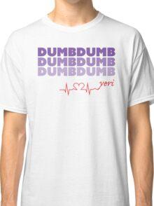 Red Velvet Yeri Dumb Dumb Classic T-Shirt