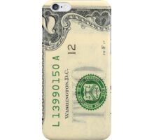 Money - case iPhone Case/Skin