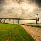 Little Belt Bridge by Gert Lavsen