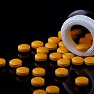 Yellow Pills by Gert Lavsen