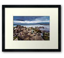 Inisheer, Ireland Framed Print