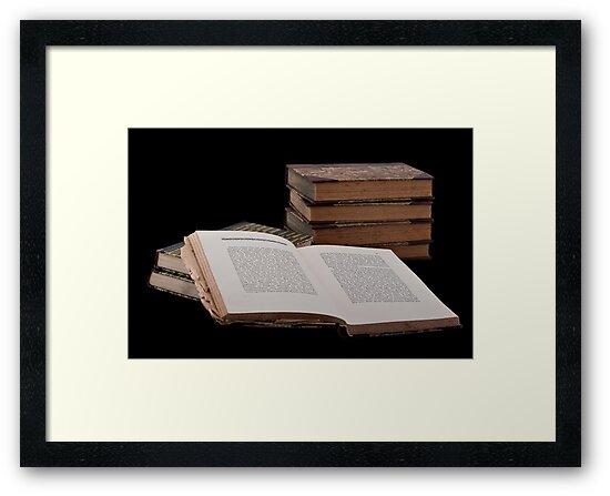 Old Books by Gert Lavsen