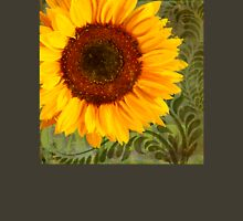 Summer Sun Verdant Afternoon Sunflower Garden T-Shirt