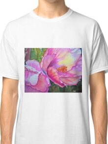 Hibiscus or Dogwood Classic T-Shirt
