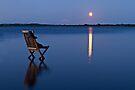 Moon Boats by Gert Lavsen