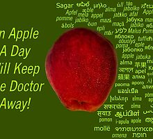 80 Different Ways To Say Apple From Around The World by IMAGETAKERS