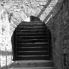 Stairs  Conway Castle by tunna