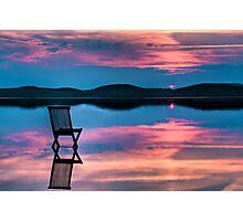 Surreal Sunset Photographic Print