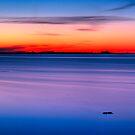 Minimal Sunset by Gert Lavsen