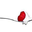 Strawberry and Cream by Gert Lavsen