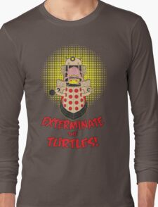 Dalek Krang Long Sleeve T-Shirt