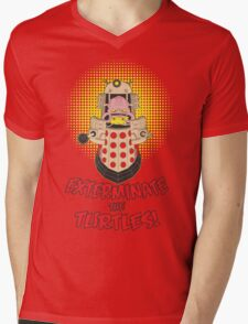 Dalek Krang Mens V-Neck T-Shirt