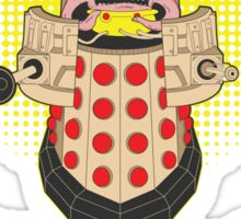 Dalek Krang Sticker
