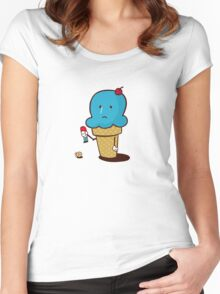 Ice Cream Women's Fitted Scoop T-Shirt