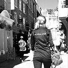 York street scene by Robert Down