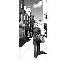 York street scene Photographic Print
