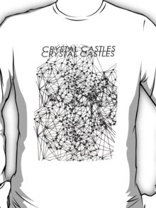 Crystal Castles Crimewave Shirt T-Shirt