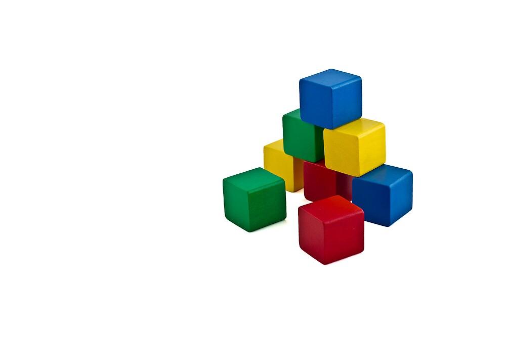 Elementary Colors by Gert Lavsen