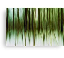 Tree Abstraction Canvas Print