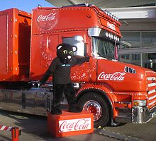 Coca Cola Christmas by Amianne