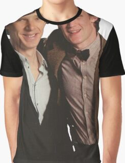 Sherlock and Eleven Graphic T-Shirt